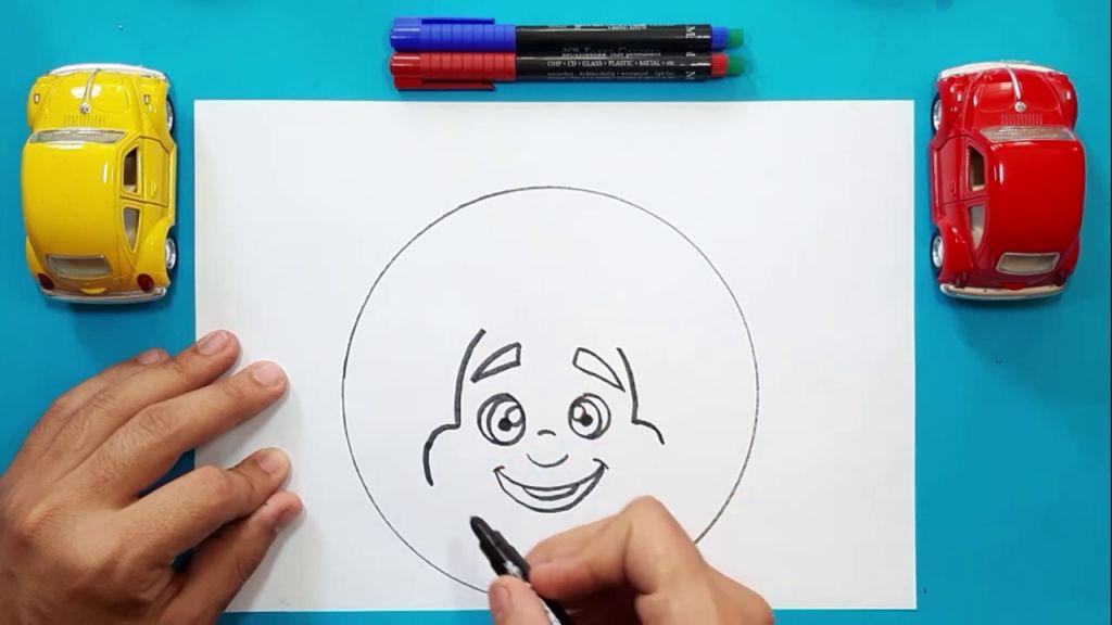 Как нарисовать Барли Лайтфута 6
