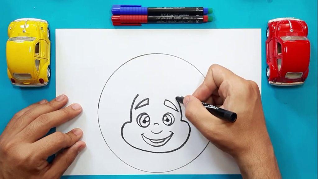 Как нарисовать Барли Лайтфута 7
