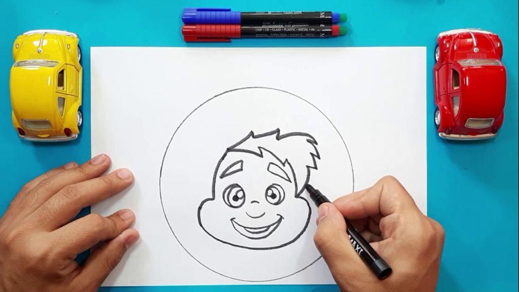 Как нарисовать Барли Лайтфута 8