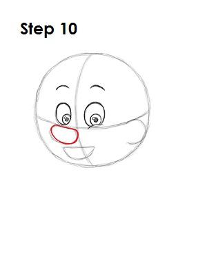 Как нарисовать пиноккио 10