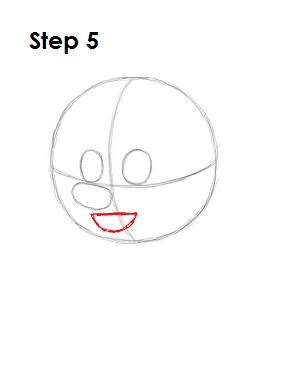Как нарисовать пиноккио 5