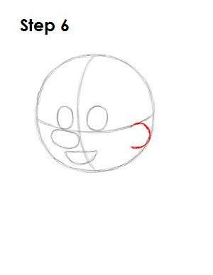 Как нарисовать пиноккио 6