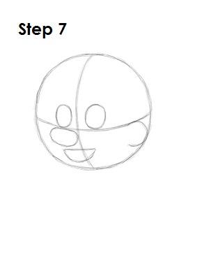 Как нарисовать пиноккио 7