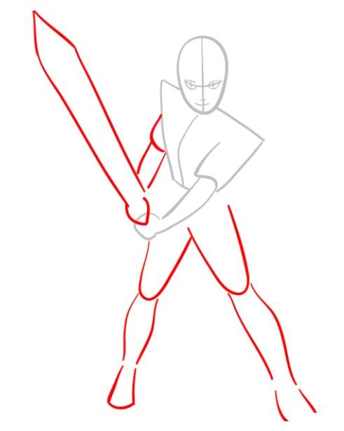 Как нарисовать Адору 2
