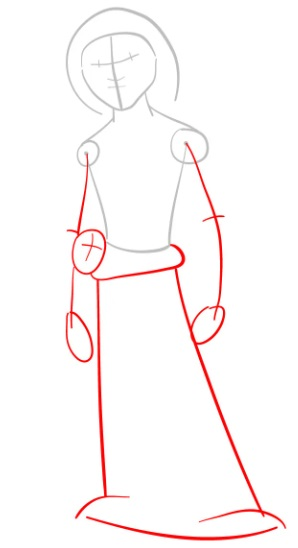 Как нарисовать Малого из мультфильма 2