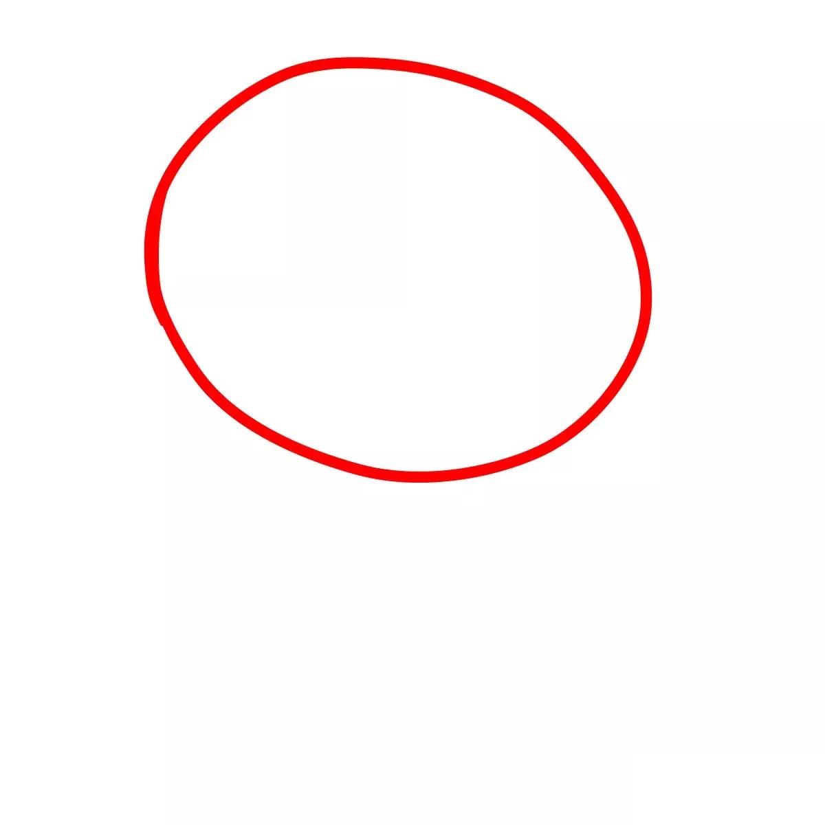 как нарисовать Пузырек из Суперкрошек 1