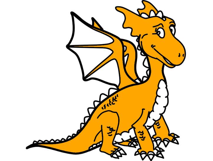 как нарисовать дракона 26
