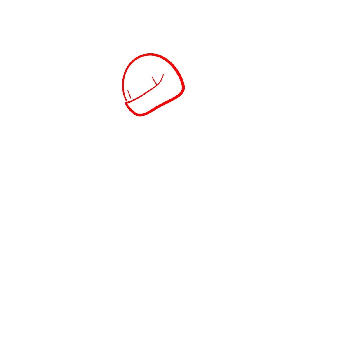 как нарисовать сису 1