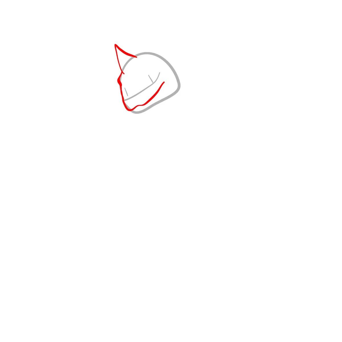 как нарисовать сису 2